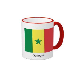 Drapeau du Sénégal Mugs