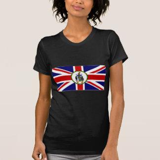 Drapeau du sud alt d'îles de sandwich du sud à la t-shirt