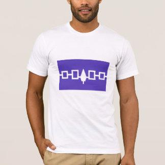 Drapeau du T-shirt Iroquois