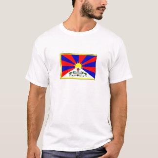 Drapeau du Thibet T-shirt