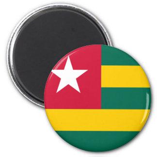 Drapeau du Togo Magnets Pour Réfrigérateur