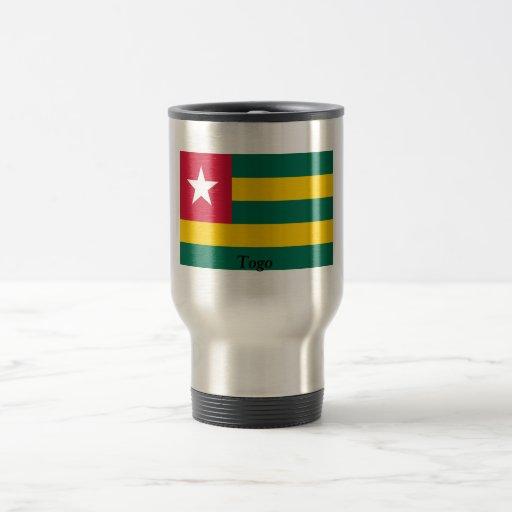 Drapeau du Togo Mug