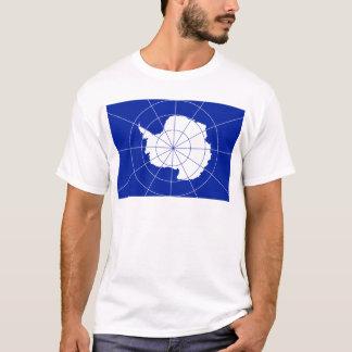 Drapeau du Traité antarctique T-shirt
