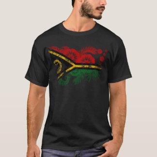 Drapeau du Vanuatu T-shirt