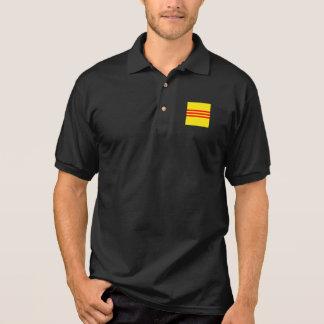 Drapeau du Vietnam (nouveau) Polo