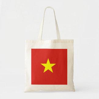 Drapeau du Vietnam Tote Bag