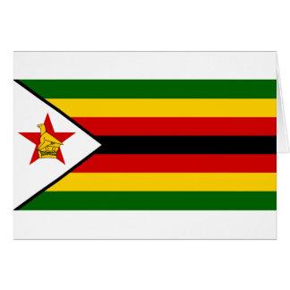 Drapeau du Zimbabwe - Zimbabwéen - weZimbabwe de Cartes