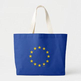 Drapeau d'UE (Union européenne) Grand Sac