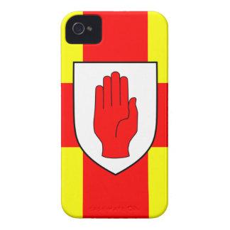 Drapeau d'Ulster - l'Irlande du Nord Coques Case-Mate iPhone 4