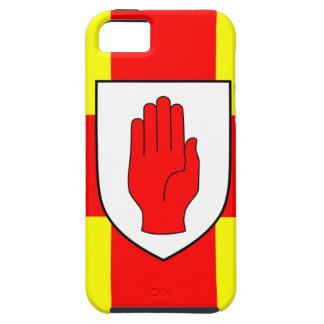 Drapeau d'Ulster - l'Irlande du Nord Coques iPhone 5 Case-Mate