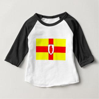 Drapeau d'Ulster - l'Irlande du Nord T-shirt Pour Bébé