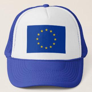 Drapeau d'Union européenne Casquette