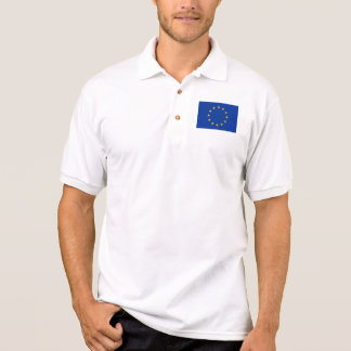 Drapeau d'Union européenne Polo