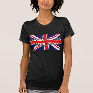 Drapeau d'Union Jack - fabriqué en Grande-Bretagne T-shirt