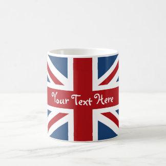Drapeau d'Union Jack les Anglais Mug