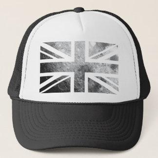 Drapeau d'Union Jack les Anglais (R-U) de lune Casquette
