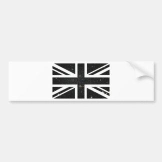 Drapeau d'Union Jack les Anglais (R-U) d'univers Autocollant Pour Voiture