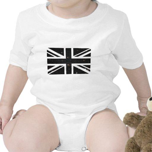 Drapeau d'Union Jack les Anglais (R-U) d'univers Barboteuse