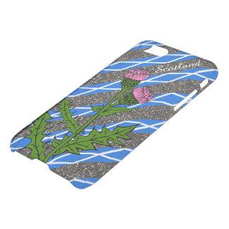 Drapeau écossais de rayures coque iPhone 7