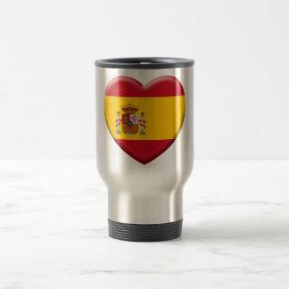 Drapeau Espagne Mugs À Café