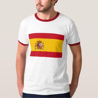 Drapeau espagnol t-shirt
