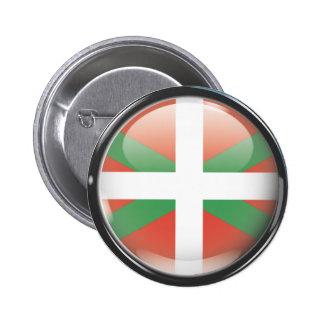 Drapeau et escudo d'Euskadi Badges