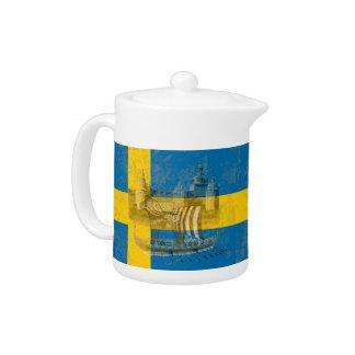 Drapeau et symboles de la Suède ID159
