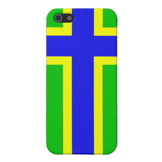 drapeau ethnique Baltique Scandinavie de vepsia Coques iPhone 5