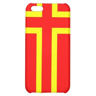 Drapeau ethnique de la Normandie Coques iPhone 5C
