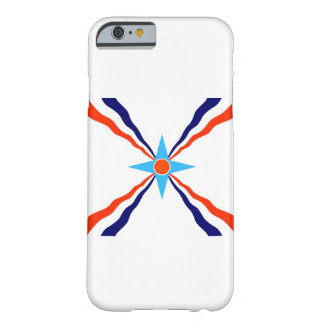 drapeau ethnique de personnes assyriennes coque iPhone 6 barely there