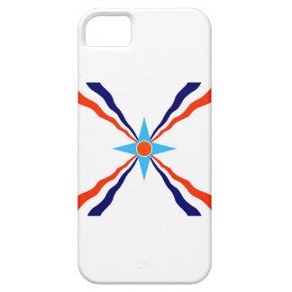 drapeau ethnique de personnes assyriennes iPhone 5 case