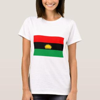 Drapeau ethnique de personnes de minorité de t-shirt