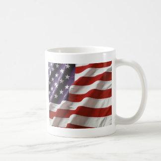 Drapeau fier et patriotique des Etats-Unis Mug