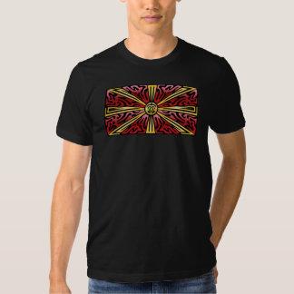 Drapeau fou #135 t-shirts