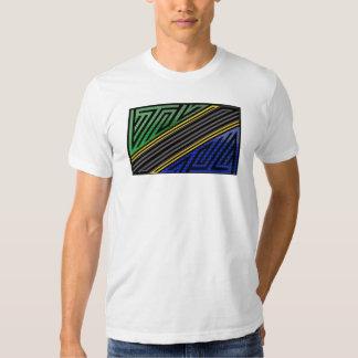 Drapeau fou #219 t-shirts