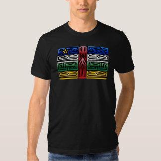 Drapeau fou #42 t-shirts