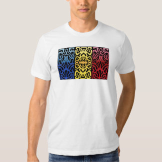 Drapeau fou #43 t-shirts