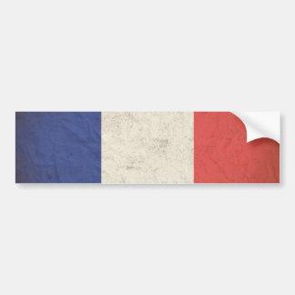 Drapeau fran ais autocollants stickers drapeau fran ais for Autocollant mural francais