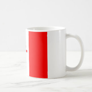 Drapeau français libre de forces mug