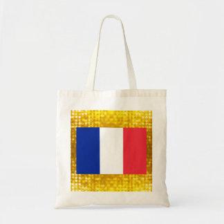 Drapeau français officiel sacs fourre-tout