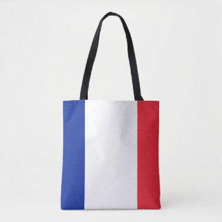 Drapeau français patriotique sac