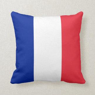 Drapeau français sur le coussin de MoJo