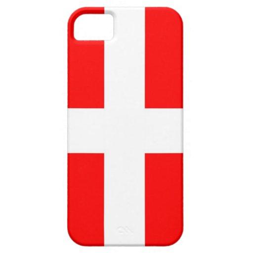 Drapeau France de la Savoie ethnique Étui iPhone 5