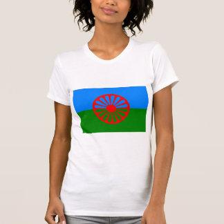 Drapeau gitan bohémien officiel t-shirts