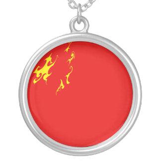 Drapeau Gnarly de la Chine Bijouterie Fantaisie