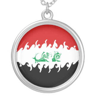 Drapeau Gnarly de l'Irak Bijouterie Fantaisie
