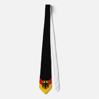 Drapeau gouvernement de l'Allemagne Cravate