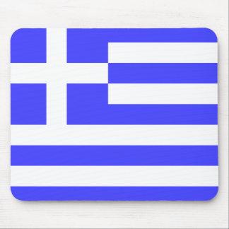 Drapeau grec tapis de souris
