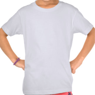 Drapeau grunge noir de l Angleterre T-shirt
