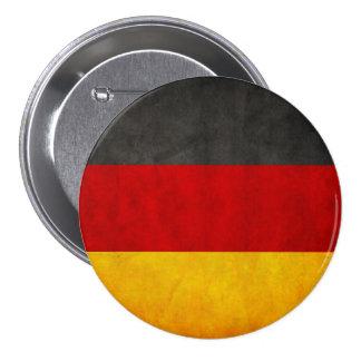 Drapeau grunge vintage du Deutschland de drapeau d Badges